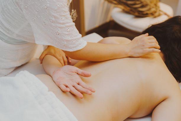 Massagem Terapêutica Vibracional